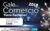 Gala del comercio Torre Pacheco 2018