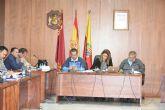 Pleno del Ayuntamiento de Archena noviembre 2018