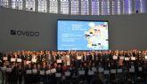 Cartagena recibe el reconocimiento de Ciudad Amiga de la Infancia en Oviedo