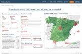 Crean un modelo científico que predice las posibilidades reales para comprar un piso en España