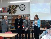 Los alumnos del IES Saavedra Fajardo aprenden los valores de la transparencia, el buen gobierno y la participación social