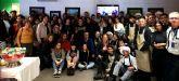 Alumnos del programa de Cualificación Profesional exponen sus trabajos creativos en la muestra Expres-Arte