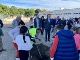 Más de 20.000 escolares de un centenar de colegios dispondrán de nuevos espacios de sombra gracias al Plan Foresta 2030