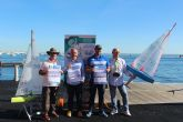 San Pedro del Pinatar acoge el campeonato territorial de vela radiocontrol de clase IOM