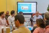 Más de veinte colectivos de Cartagena se reúnen para establecer acciones que mejoren la movilidad de la ciudad