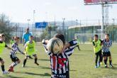 Publicados los horarios de la sexta jornada de la Liga Comarcal de Fútbol Base de Cartagena