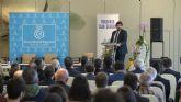 López Miras clausura el acto del 40 aniversario de la llegada de las aguas del Tajo-Segura al Campo de Cartagena
