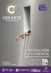 Alejandro Yáñez La Fuente, primer premio de Fotografía del Certamen de Creación Artística Joven CREARTE 2020 de Molina de Segura