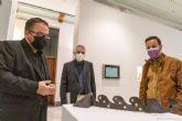 Ocho artistas españoles y ocho italianos homenajean el arte mitológico en el Palacio Consistorial de Cartagena
