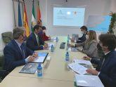 La Región y Andalucía exigen al Estado que cumpla los compromisos adquiridos con los plazos del Corredor Mediterráneo