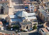 Puesta a punto de la 'Catedral del Cante' para celebrar el 60 aniversario del Cante de las Minas