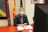 Martínez Vidal reclama un papel clave de la Comunidad en el diseño y ejecución de las inversiones del Plan de Recuperación de la Unión Europea
