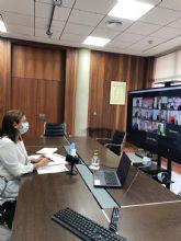 El Ayuntamiento de San Pedro del Pinatar premiado por la modernización administrativa y destacado por su compromiso con la RSC y los ODS