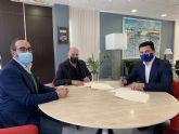 El Ayuntamiento de San Javier renueva su colaboración con el Grupo de Teatro San Javier