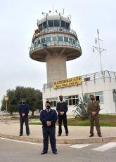 Los rastreadores militares superan los 10000 rastreos en la Región de Murcia