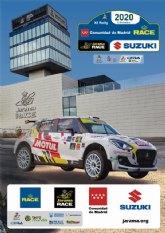 El Campeonato de España de Rallyes de Asfalto culmina un año más en el Circuito del Jarama - RACE