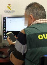 La Guardia Civil detiene a un joven por acoso sexual a una menor a través de redes sociales