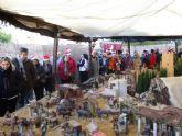 Mas de cien personas conocieron los belenes de la ciudad en una ruta navideña