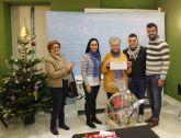 Carmen Martínez y Huertas López ganan la nueva edición del Concurso de Dulces Navideños