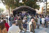 La Tardebuena lleno de vida el centro de Cartagena