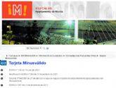 Cambiemos Murcia ha solicitado al Ayuntamiento que deje de usar en su web términos peyorativos como 'minusválido'