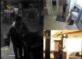 La Guardia Civil desmantela en Totana un violento grupo delictivo dedicado a cometer robos