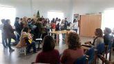 El Centro de Dia de Los Dolores celebra su tradicional fiesta navideña