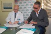 Convenio de colaboración entre el Hospital de Molina y la ONG Cirugía Solidaria