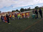 El futbol base de la Comarca disputa su XII Trofeo de Navidad