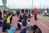 Gran apoyo a la fiesta solidaria de la escuela de tenis 'Las Torres entre raquetas'