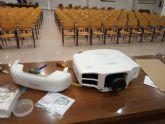 El Ayuntamiento de Puerto Lumbreras adquiere un nuevo equipo de proyección de cine digital