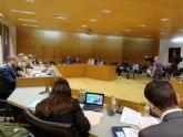 El Pleno aborda una moción conjunta de apoyo unánime a las reivindicaciones de los estudiantes de Bachillerato Internacional