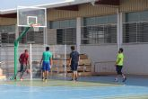 El Polideportivo municipal celebra su primera jornada de puertas abiertas