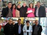 El Cabildo destina 1.600 € a la compra de medicamentos para Cáritas Totana