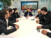 Firma de convenio de colaboración entre el Ayuntamiento de Torre Pacheco y Cáritas
