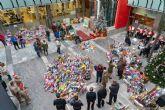 Este año se repartirán 1.800 juguetes gracias a la campaña ´Juguetea. Un juguete, una ilusión´ de Servicios Sociales