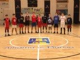 El pabell�n Adolfo Su�rez acoge los entrenamientos de la Selecci�n Murciana de Baloncesto de cara al Campeonato de España Escolar