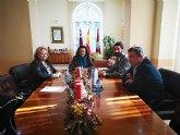 Las presidentas de COEC y la Autoridad Portuaria de Cartagena se reúnen