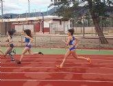 UCAM Atletismo Cartagena y Cotton Grill unen fuerzas.