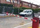 Más seguridad para los viandantes en la entrada y salida del colegio 'Vista Alegre' torreño