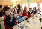 Los alumnos del IES Rambla de Nogalte celebran la festividad de Santo Tomas de Aquino 2016