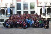 La Universidad de Murcia recibe a los estudiantes internacionales del segundo cuatrimestre