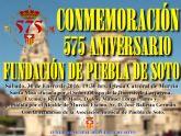 Puebla de Soto inicia las conmemoraciones de su 575 aniversario de fundación el próximo sábado en la Catedral de Murcia