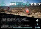 La liga regional de orientación en bicicleta de montaña cuenta con Las Torres de Cotillas