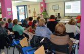 La asociación de mujeres 'Isabel González' torreña, a tope tras las Navidades