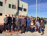 Alumnos de Criminología de la UCAM en Cartagena visitan Centro de Inserción Social Guillermo Miranda