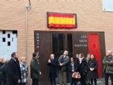 Santa Eulalia recupera la histórica placa que conmemora la entrada de Jaime I a la ciudad en 1266