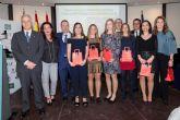 El Murcia Club de Tenis se viste de gala para la entrega de premios y distinciones del 2017