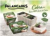 PALANCARES ALIMENTACI�N completa su gama de quesos frescos 100% cabra