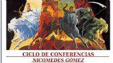 El Palacio de Molina alberga un ciclo de conferencias sobre el pintor cartagenero Nicomedes Gómez